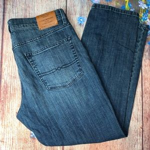 Lucky Brand 221 Men's Straight Leg Jeans 36x30